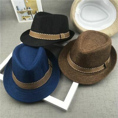 bdc3877ee9d STRAW HATS BABY Hats Ears Girls Bucket Hat Boys Children Sun Summer ...