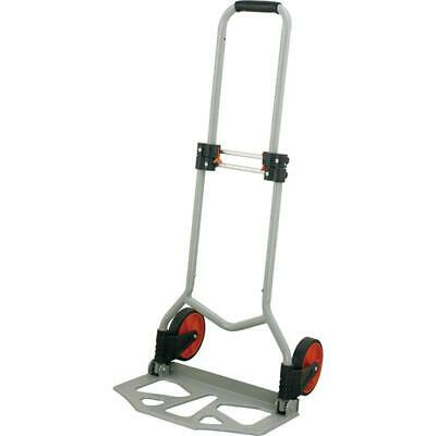 Foldable steel professional hand truck transport truck to fold up 70 kg