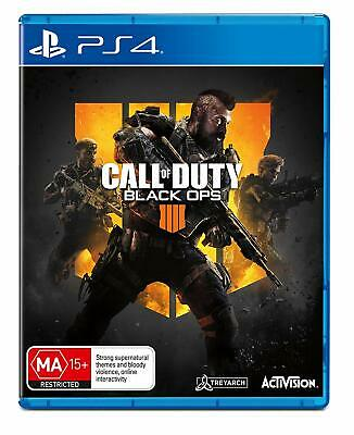 Call of Duty: Black Ops 4 (PlayStation 4) (PS4) NEW CHEAPEST PRICE