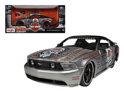 MAISTO 31209 2011 11 FORD MUSTANG GT 5.0 1//24 DIECAST RED