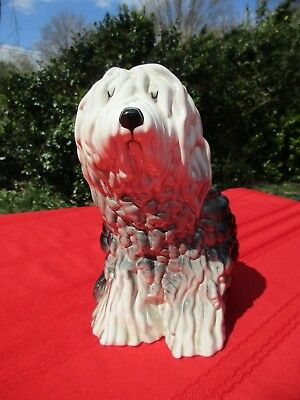 Vintage Beswick, Made in England, Sheepdog Figurine, # 453