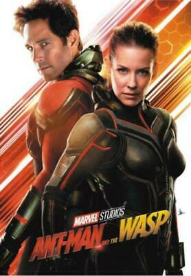 Marvel's Ant-Man & The Wasp (DVD) 2018 Fast Free Shipping