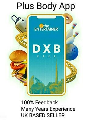 Dubai Entertainer 2020 App Rental + Body - 7 day - 99.9% Unused