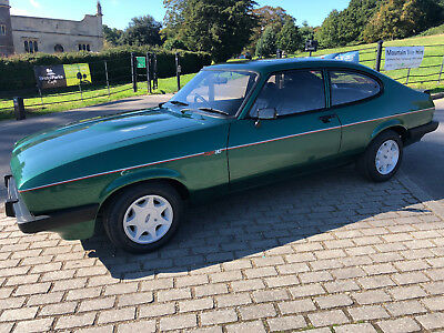 Ford Capri MK3 2.8i 1981 - Fully Restored, immaculate condition