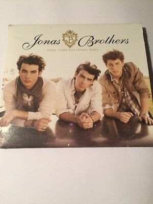 Lines, Vines and Trying Times [Digipak] by Jonas Brothers (CD, Jun-2009, Hollyw…