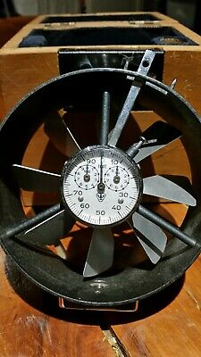 Lambrecht Anemometer Model 1400, Made In Germany