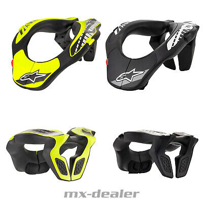 Alpinestars Kinder Youth BNS Bionic Neck Support Neck Brace Nackenschutz alle