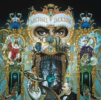 Dangerous by Michael Jackson (The Legend) 13-Epic Songs, CD Music, Free Shipping