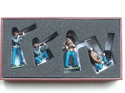 Confederate Infantry Set - Britain's American Civil War Series #49025 - NEW