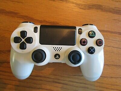 Sony PlayStation PS4 Dualshock 4 Controller - Glacier White