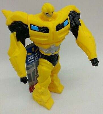 transformers autobots Bumblebee Walmart toy car play robot yellow scout tw