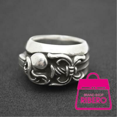 6a929926c73 AUTH CHROME HEARTS unisex Silver 925 Ring -  682.00