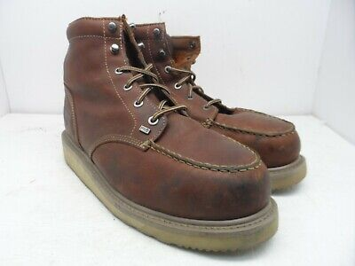 893327522de TIMBERLAND PRO MEN'S BARSTOW WEDGE Soft Toe WORK BOOTS 88559 Brown 12M