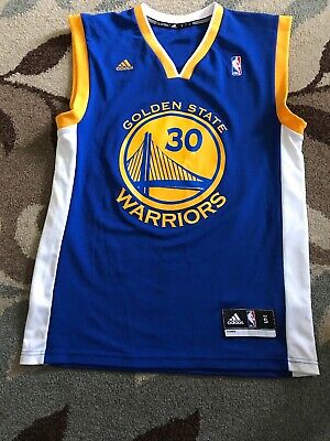 new style bfa95 317fa ADIDAS BLUE STEPHEN Curry Golden State Warriors #30 ...