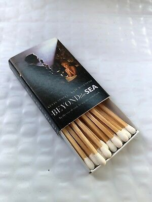 Beyond The Sea Movie Promotional Match Box Matches NEW Lions Gate