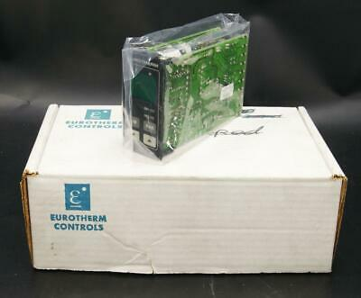 Eurotherm 808/T1/T1/N0/ N0/0/QS (AJGF100) Temperature Controller