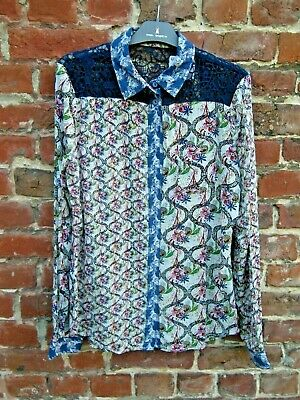 A Chemisier    Desigual Taille M 6V10219