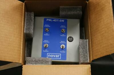 Novar PNL-4DT-SW Switch Box Assembly  ****NEW***