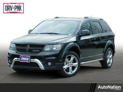 2017 Dodge Journey Crossroad 2017 Dodge Journey Crossroad Front Wheel Drive 3.6L V6 24V Automatic 10749 Miles