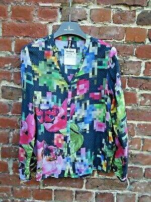 A Chemisier    Desigual Taille L 4V10219