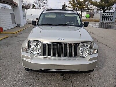 2008 Jeep Liberty Limited 2008 Jeep Liberty Excellent Condition Rebuilt