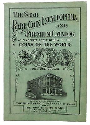 Numismatic Trade Catalogue / STAR RARE COIN ENCYCLOPEDIA And PREMIUM CATALOG 1st