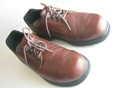 f4bdceaecdb RED WING Oxford SD Type Men s Work Shoes Stock  8619 Brown Leather Size US  11