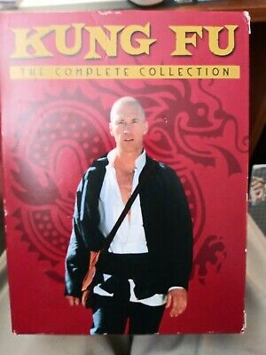 Kung Fu: The Complete Series Collection (11 DVD Set -  2017/ Near mint condition