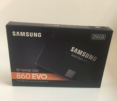 SAMSUNG 860 EVO Basic, 250 GB SSD, 2.5 Zoll, intern