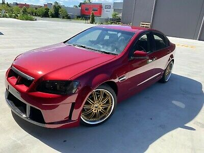 """Ve 2006-6Cyl-Auto-Hsv Style Body Kit-New Paint-Low Klms-Rego """"Absolute Bargain"""""""