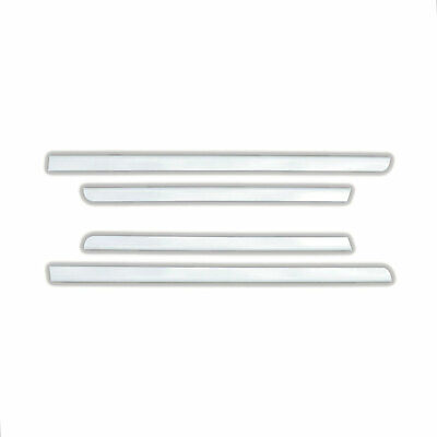 4pc Chrome Window Trim fit for 2004-2012 Chevy Colorado CrewCab