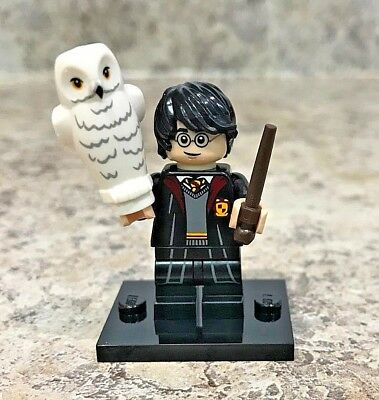 Genuine LEGO Minifigure - Harry Potter - Complete from Series HP - colhp01