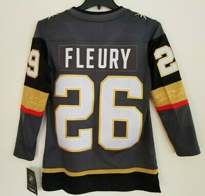 lowest price 86cd8 59579 NWT WOMEN'S S Vegas Golden Knights Jerseys #29 Marc-Andre Fleury Home Jersey