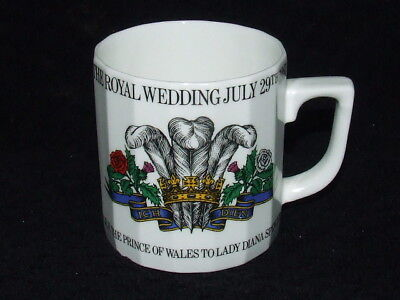THE ROYAL WEDDING JULY 29th 1981 Charles and Diana Excellent