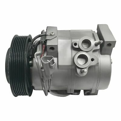 BRAND NEW RYC AC Compressor and A//C Clutch AEH380 Fits 09-11 Camry 2.5 2.4