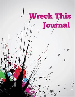 Wreck This Journal by Speedy Publishing LLC -Paperback