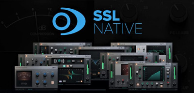 SOLID STATE LOGIC DUENDE NATIVE VST | Permanent VST Collection | FAST DELIVERY