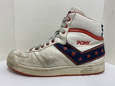 quality design a98f5 a1445 VTG Pony Uptown Darryl Dawkins Chocolate Thunder Sixers Baketball Shoes  Size 12
