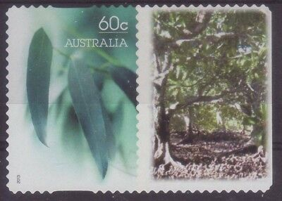 2013 Australia GL4 Personalised Stamp Gum Leaf Mangrove Forest 60c Used