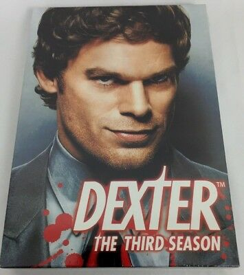 Dexter: Season 3 DVD New and Sealed