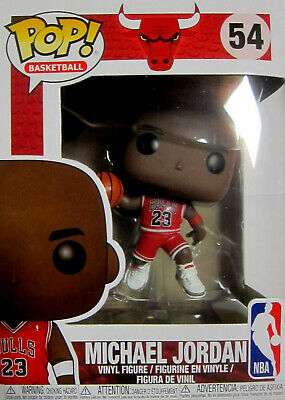 NBA Michael Jordan - Funko Pop! (Chicago Bulls)