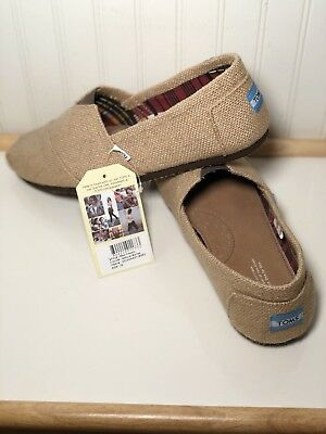 85ddead0380 NEW AUTHENTIC MENS Toms Classic Canvas Slip On Shoes -  34.99