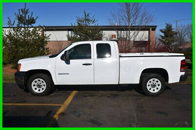 2012 GMC 1500 Extended Cab Work Truck Aluminum Bed Cover Toolbox - Low Reserve!