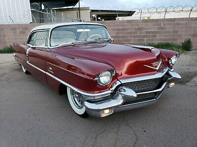 1956 Cadillac DeVille 2 door Hard Top 1956 Cadillac Coupe Deville 2 door Hard Top!