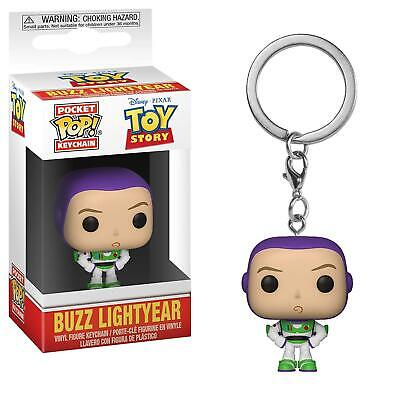 Funko Pocket Pop Toy Story Buzz Light Year Vinyl Key Chain