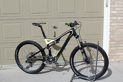 dae08dfa765 SPECIALIZED STUMPJUMPER FSR Expert Carbon EVO Mountain Bike - Medium ...