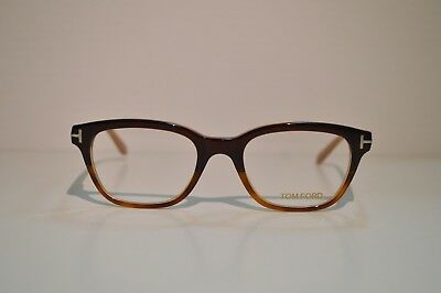 a922551f3d NEW AUTHENTIC TOM Ford Dark Brown Eyeglasses  TF 5207 050 -  109.99 ...