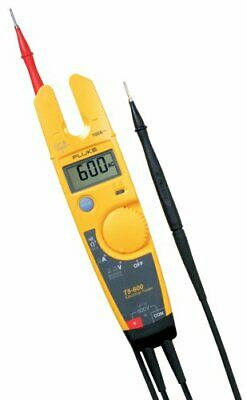Fluke T5-600  Voltage, Continuity and Current Tester, 600V (NEW)
