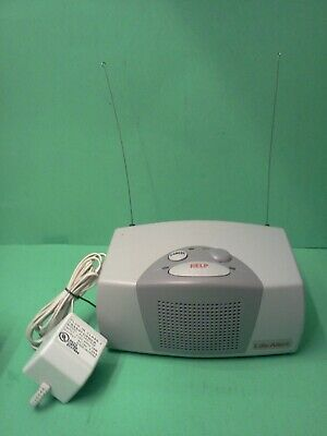 Life Alert System ~Medical ~PERS 3600L V/E ~pre-owned 4.D2 WITH POWERCORD