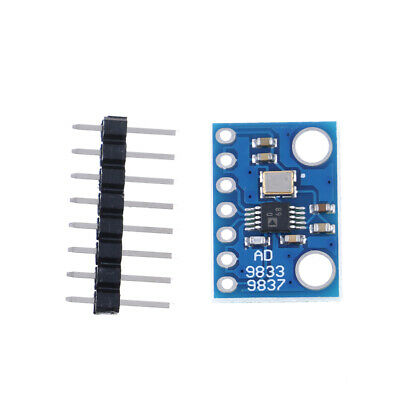AD9833 PROGRAMMABLE SERIAL interface module DDS signal